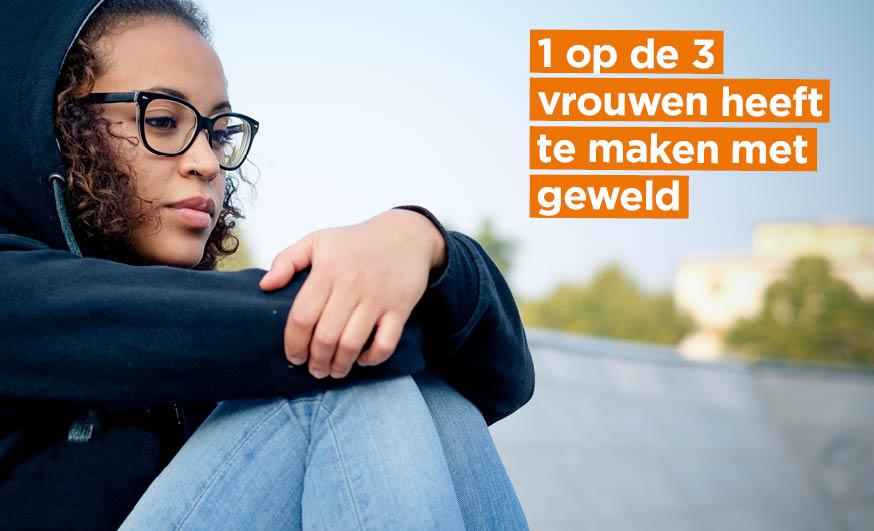 #Stop geweld tegen vrouwen